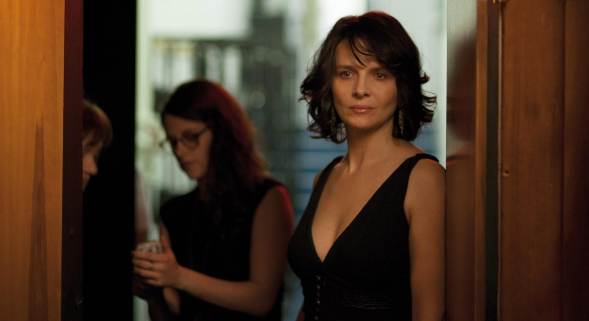 "Giulia Oro: film ""Clouds of Sils Maria"""