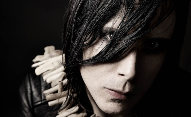Svetlana Remelgas: IAMX, the Colours of Darkness