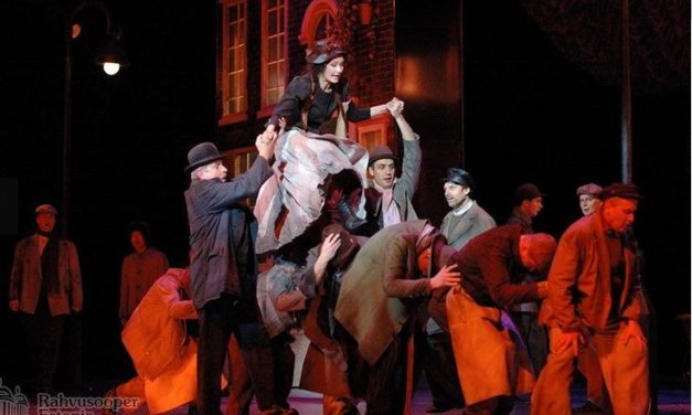 "Liia Svimonishvili about Estonian National Opera's production of ""My Fair Lady"""