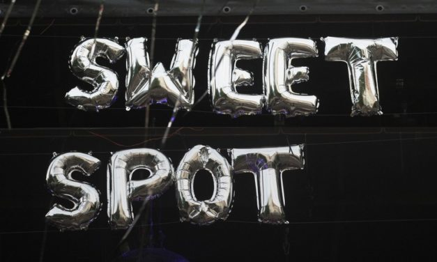 "Ave Palm festivalist ""Sweet Spot"""