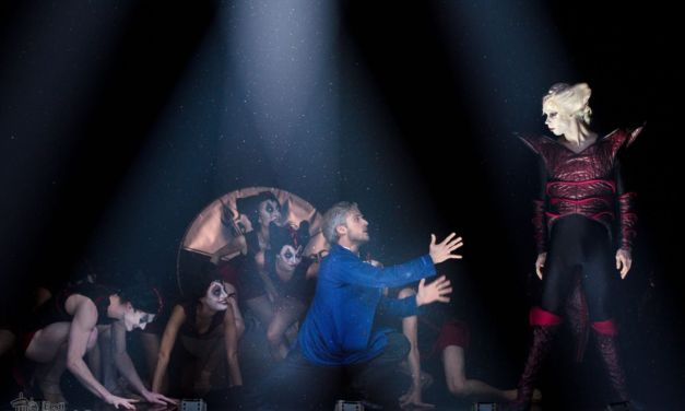 Auburn Scallon: The Goblin: An Estonian Ballet Experience