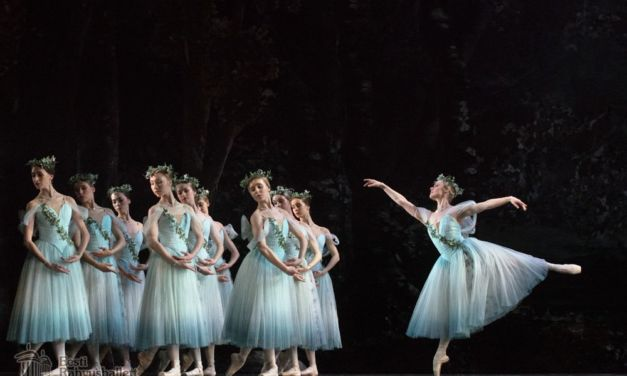 Liia Svimonishvili: <em>Giselle</em> – a beautiful love story in two acts