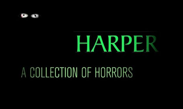 "Helina Koldek Gunnar K. A. Njalssoni romaanist ""Harper: A Collection of Horrors"""