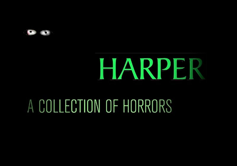 Helina Koldek on Gunnar K. A. Njalsson's novel 'Harper: A Collection of Horrors'