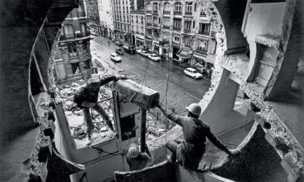 Hande Akiman. Gordon Matta-Clark revisited