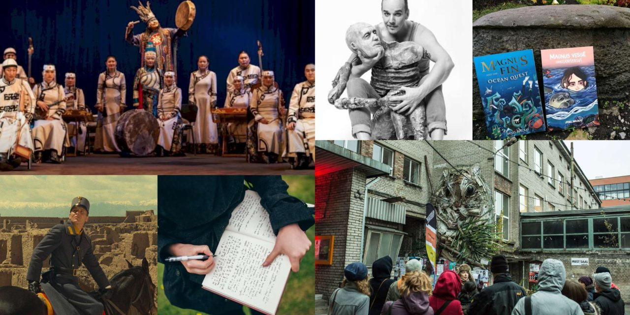 Culture.ee's weekly-recommendations: 20–26 May 2019