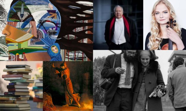 Culture.ee's weekly recommendations: 6–12 May 2019