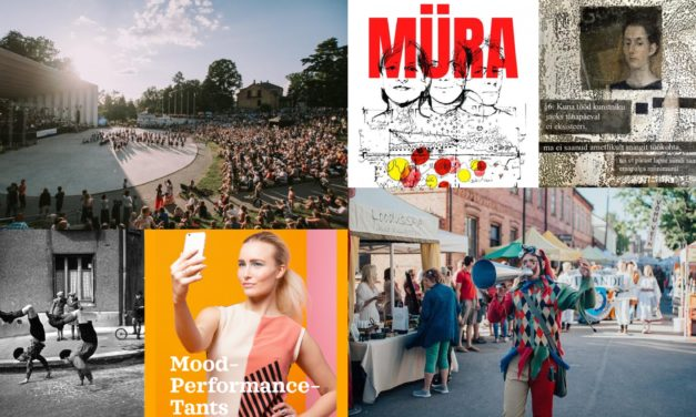 Culture.ee's weekly recommendations: 3–9 Jun 2019